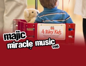 MAJIC MIRACLE MUSIC CD